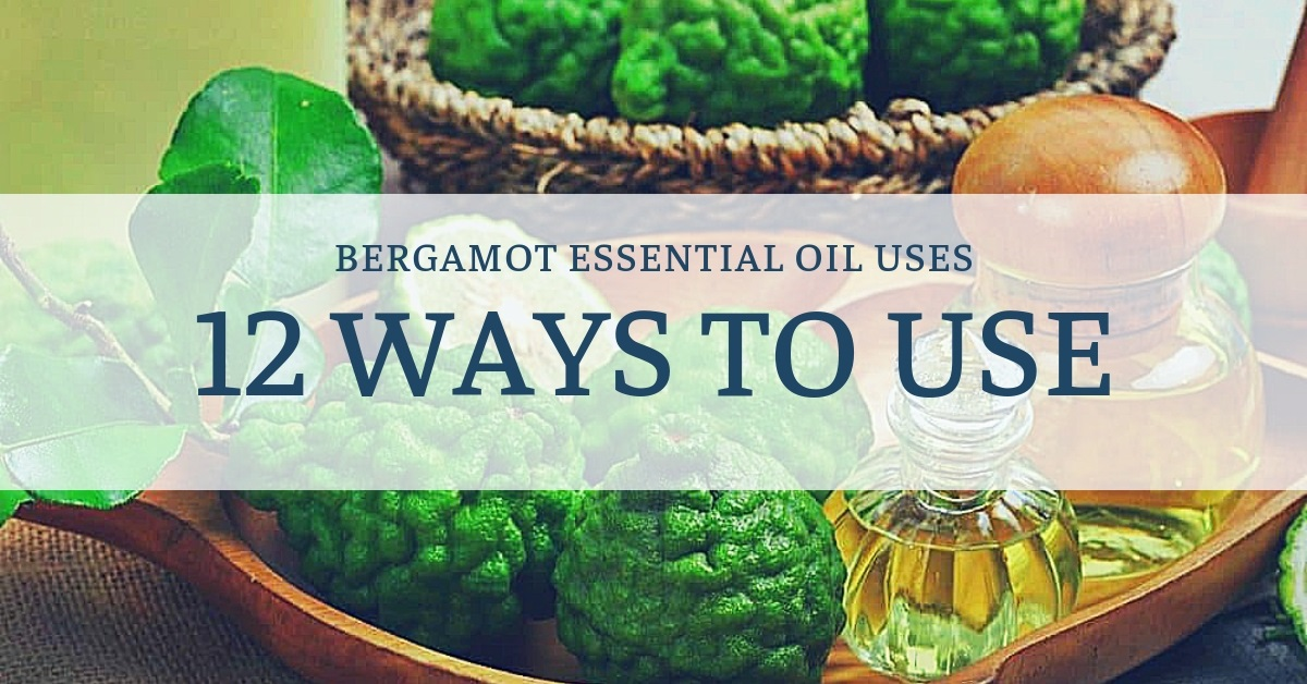 ways to use bergamot