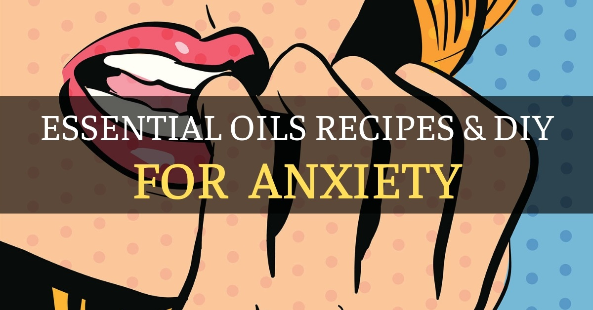 recipes and blends for anxiety
