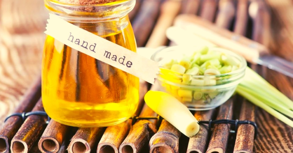 ways to use lemongrass essential oil