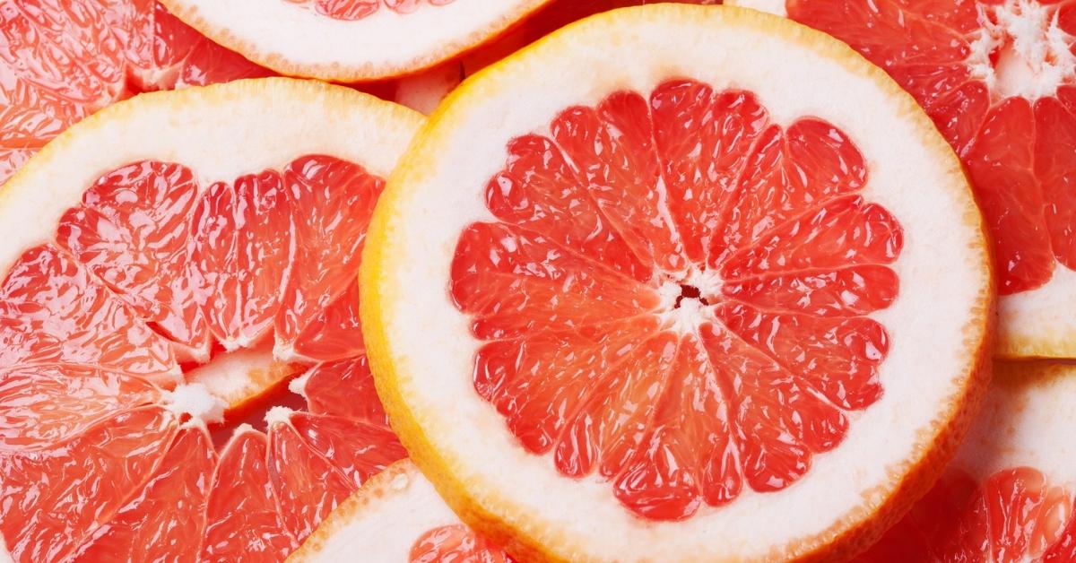 pink grapefruit essential oil uses