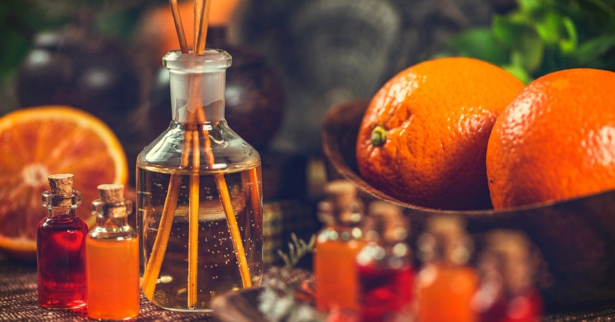 sweet orange oil benefits