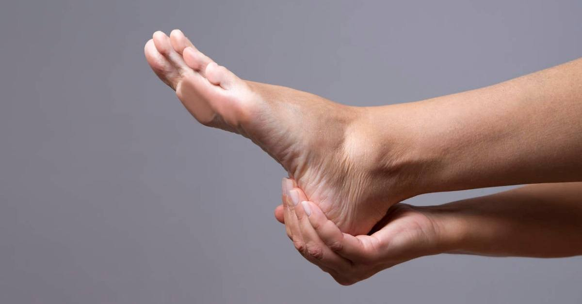essential oils for plantar fasciitis